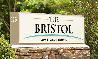 Community Signage, The Bristol, 2