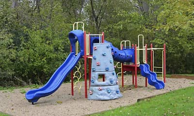 Playground, Tanager Creek Townhomes, 2