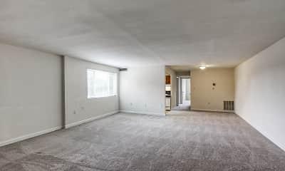 Living Room, Thayer Terrace, 0