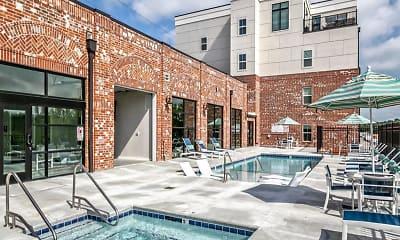 Pool, The Duke Omaha, 2