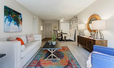 Living Room, Jackson Grove, 1