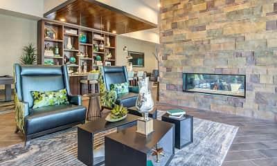 Living Room, Ocio Plaza del Rio, 1