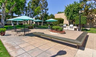 Pool, Regency Plaza Apartments, 1