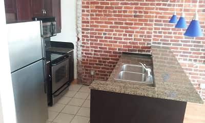 Kitchen, Southern Stove Lofts, 2