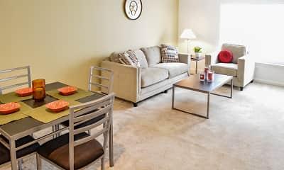 Living Room, Villas at Greenview, 1