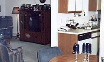 Kitchen, Brandy Hill Center Apartments, 2