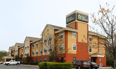 Building, Furnished Studio - Baltimore - Glen Burnie, 1