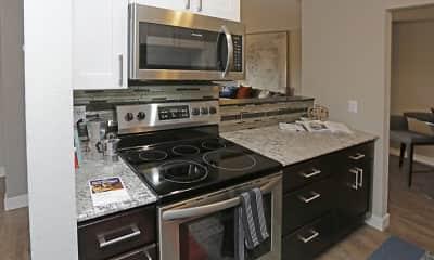 Kitchen, Lux, 1