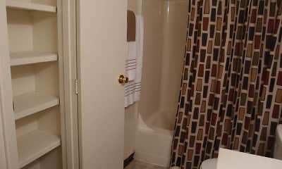 Bathroom, Trinity Park Apartments, 2