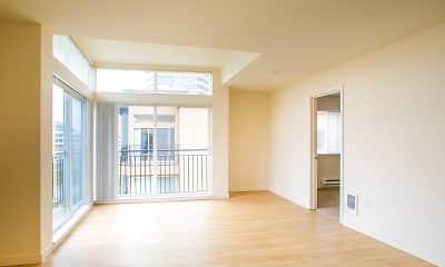 Living Room, City Square Bellevue, 2