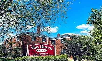 Van Buren Village, 0