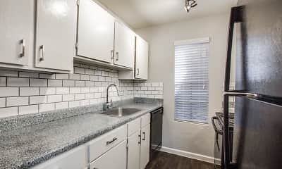 Kitchen, Tides at Woodhaven, 1