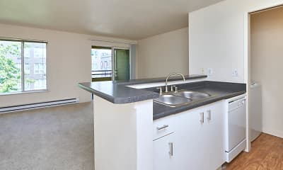 Kitchen, Seventh and James, 0