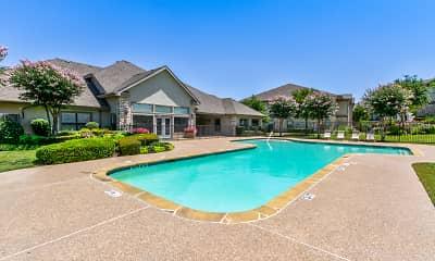 Pool, Ridge Parc, 1