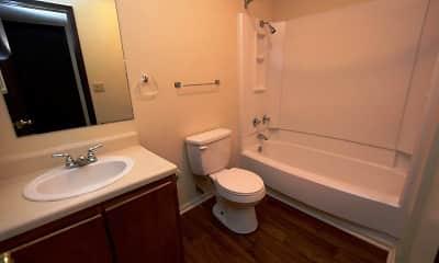 Bathroom, The Meadows Lafayette, 2