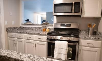 Kitchen, Capella Apartments, 1