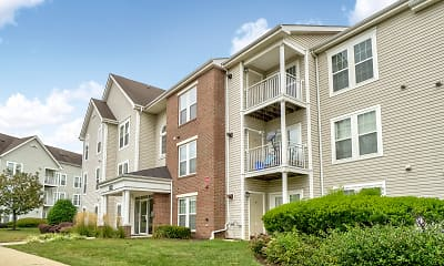 Building, The Apartments At Wellington Trace, 1