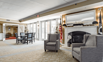 Living Room, Hanover Place - Independent Senior Living, 0