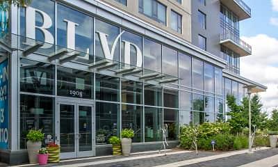 Building, BLVD Reston Station, 0
