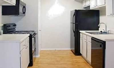 Kitchen, Cimarron Ridge Apartments, 2