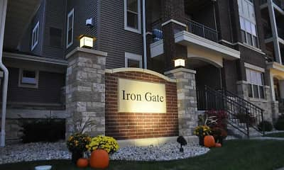 Iron Gate, 2