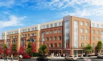 Building, Jackson Crossing, 0