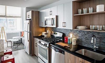 Kitchen, Ava DoBro, 1