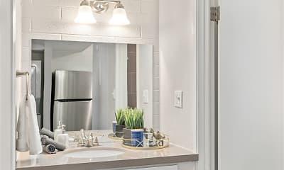 Bathroom, Sunnybrook Apartments, 1