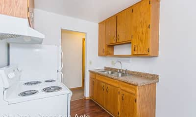 Kitchen, St Croix Crossings, 1