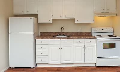 Kitchen, Pelican Pointe Apartments, 0