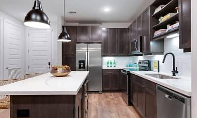 Kitchen, Gables Water Street, 1