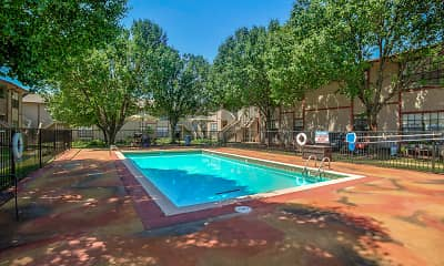 Pool, Twin Oaks (Claremore), 0