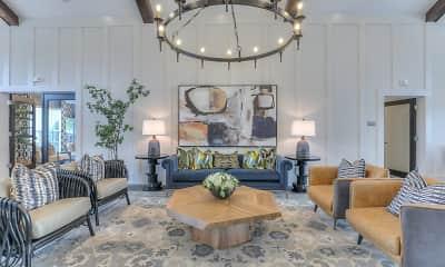 Living Room, Waterleaf at Old Franklin, 0