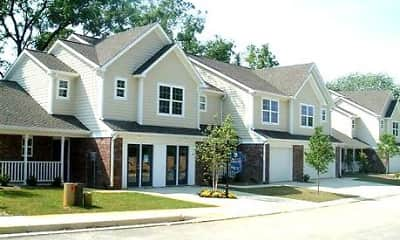 Building, Mansfield Village Townhomes, 0