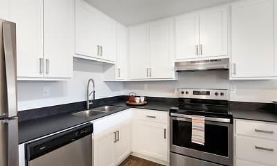 Kitchen, Tylia Apartments, 0