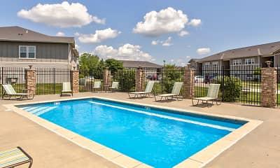 Pool, Remington Square, 1