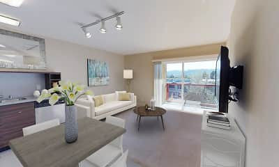 Living Room, CitySouth, 0