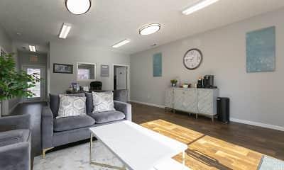 Living Room, The Ridge, 0