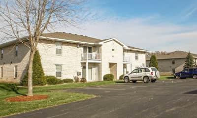 Building, Westridge Apartments, 1