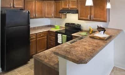 Kitchen, The Landing, 1