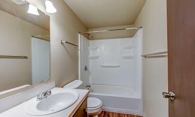 Bathroom, Countryside, 2
