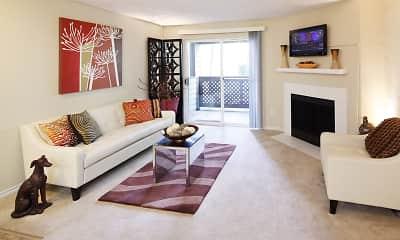 Living Room, Redmond Place, 1