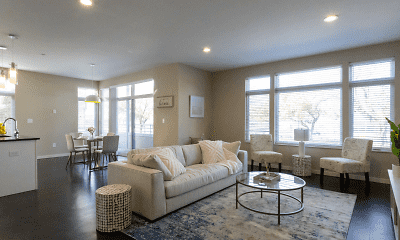 Living Room, Mariners Watch Apartments, 0