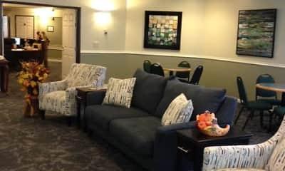 Living Room, Heritage Village of Holt, 2