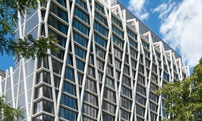 Building, 170 Amsterdam, 0