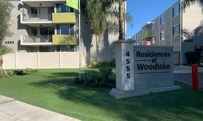 Community Signage, Residence at Woodlake, 0