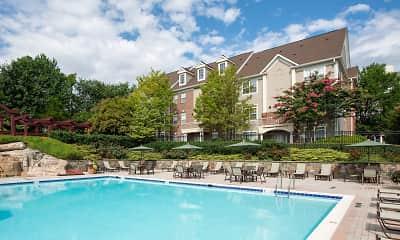 Pool, Woodland Park, 1