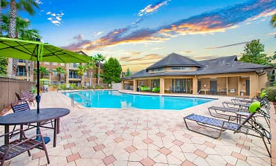 Pool, Village Oaks, 0