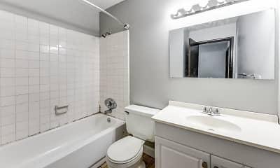 Bathroom, The Peak, 2
