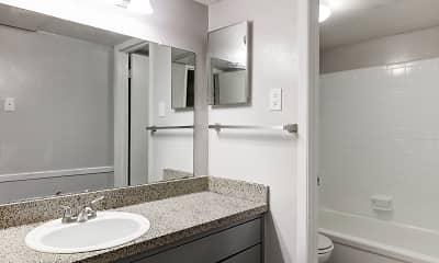Bathroom, Tribecca Pointe, 2